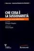 G. Vittadini, Che cosa è la sussidiarietà