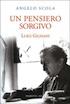 Angelo Scola, Un pensiero sorgivo